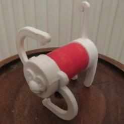 Diseños 3D gratis Mono de corcho: Monkey Business, Jicede71