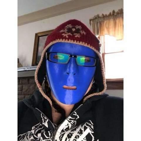 bded39c9c3859e10889f57e1fffe6539_preview_featured.jpg Download free OBJ file Blank Mask • 3D printer object, BenjaminKrygsheld