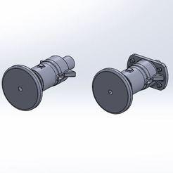 "Capture.JPG Télécharger fichier STL Tampons ""OCEM"" ronds HO • Design à imprimer en 3D, ViniTrain"