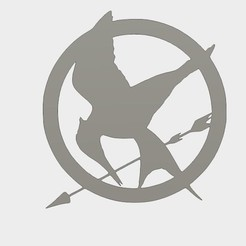 Download free 3D printing files Mockingjay Coster, Brahmabeej