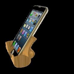 Download free 3D printer model Iphone Docking Station, Brahmabeej