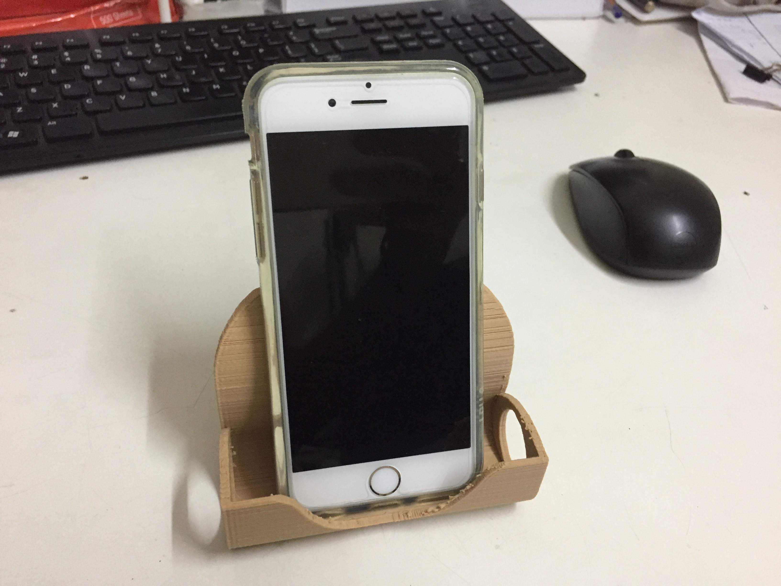 20171024_153217033_iOS.jpg Download free STL file Iphone Docking Station • 3D printer object, Brahmabeej