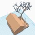 Modelos 3D para imprimir gratis Modelo de la casa, Brahmabeej