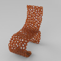 Free 3d printer model Concept Design of Chair, Brahmabeej