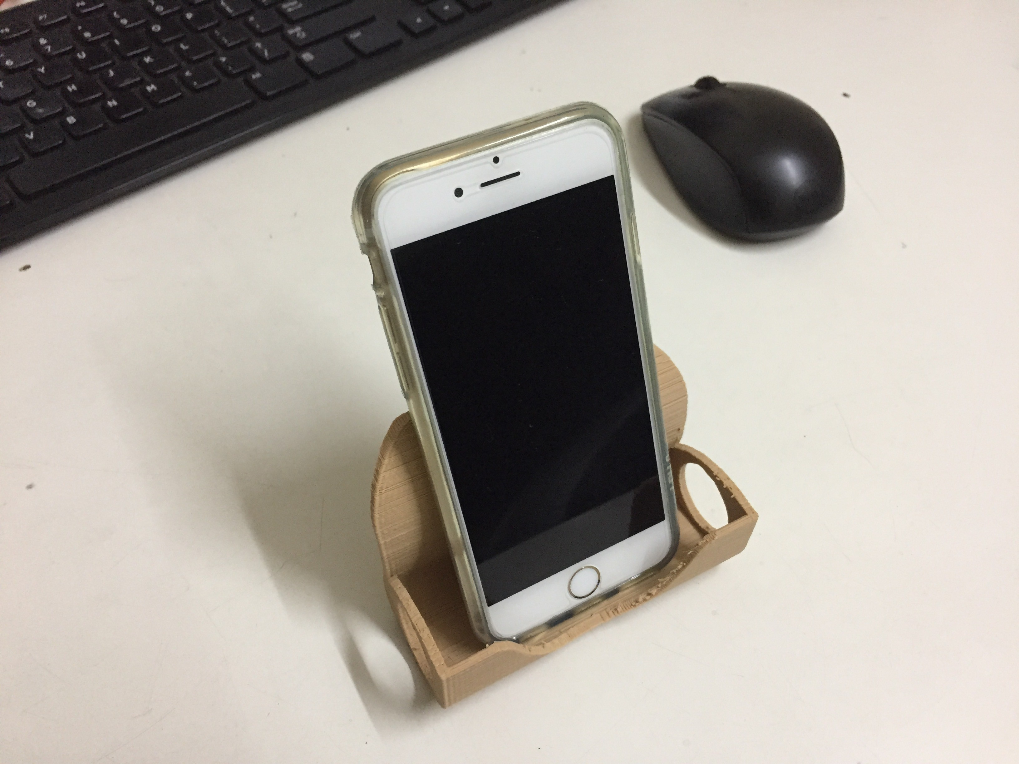 20171024_153206165_iOS.jpg Download free STL file Iphone Docking Station • 3D printer object, Brahmabeej