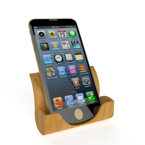 untitled.102.png Download free STL file Iphone Docking Station • 3D printer object, Brahmabeej