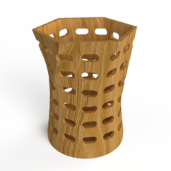 Imprimir en 3D gratis Portalápices, Brahmabeej