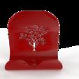 Descargar archivos STL gratis Soporte de Iphone, Brahmabeej