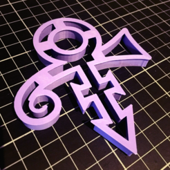 Free 3d printer model TAFKOOKIE | Prince Tafkap Cookie Cutter, baschz