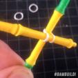 Free 3D model BAMBUILDI Modular Bamboo Stick Construction Play Set, baschz