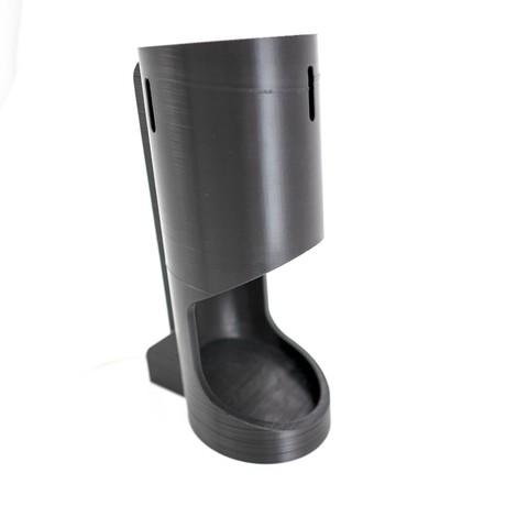 L1020843.jpg Download STL file The Tube lamp • Object to 3D print, Ciokobango