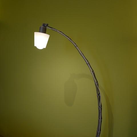 L1020323.JPG Download STL file Adjustable lamp - with vertebrae  • 3D printable object, Ciokobango
