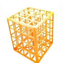 3d print files Stool - coffee table, Ciokobango