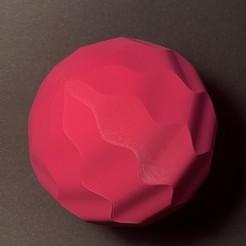 Download 3D printing models wave sphere, Ciokobango