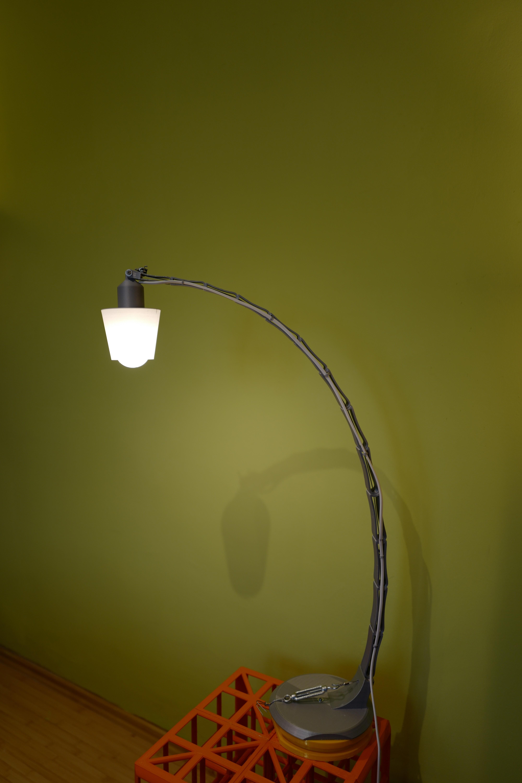 L1020324.JPG Download STL file Adjustable lamp - with vertebrae  • 3D printable object, Ciokobango