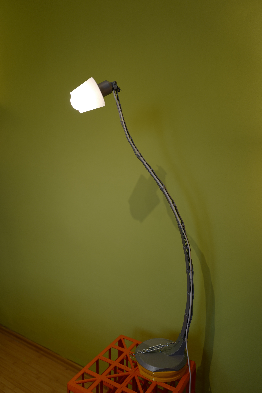 L1020319.JPG Download STL file Adjustable lamp - with vertebrae  • 3D printable object, Ciokobango