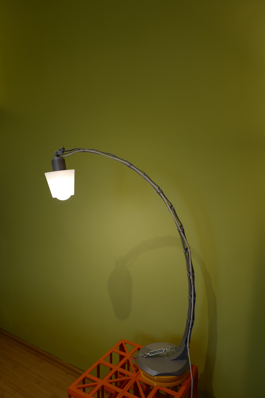 L1020325.JPG Download STL file Adjustable lamp - with vertebrae  • 3D printable object, Ciokobango