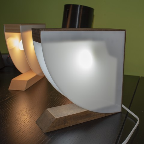 STL files Arch lamp, Ciokobango