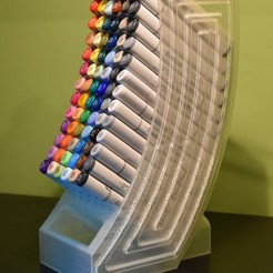 STL files Copic stand, Ciokobango