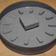 Capture d'écran 2017-06-15 à 19.23.33.png Download free STL file DIY Concrete Clock (3D printed mold) • 3D printing design, Adylinn