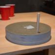 Capture d'écran 2017-06-15 à 19.23.41.png Download free STL file DIY Concrete Clock (3D printed mold) • 3D printing design, Adylinn