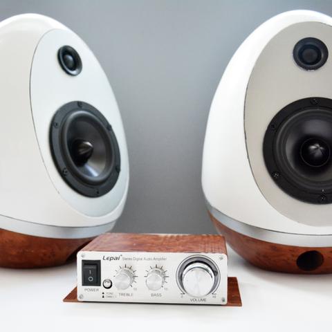 Free 3D model Speaker Eggs - 3D Printing Build, Adylinn