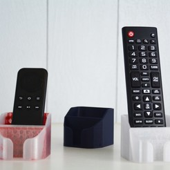 Download 3D print files Vertical Remote Holder , Adylinn