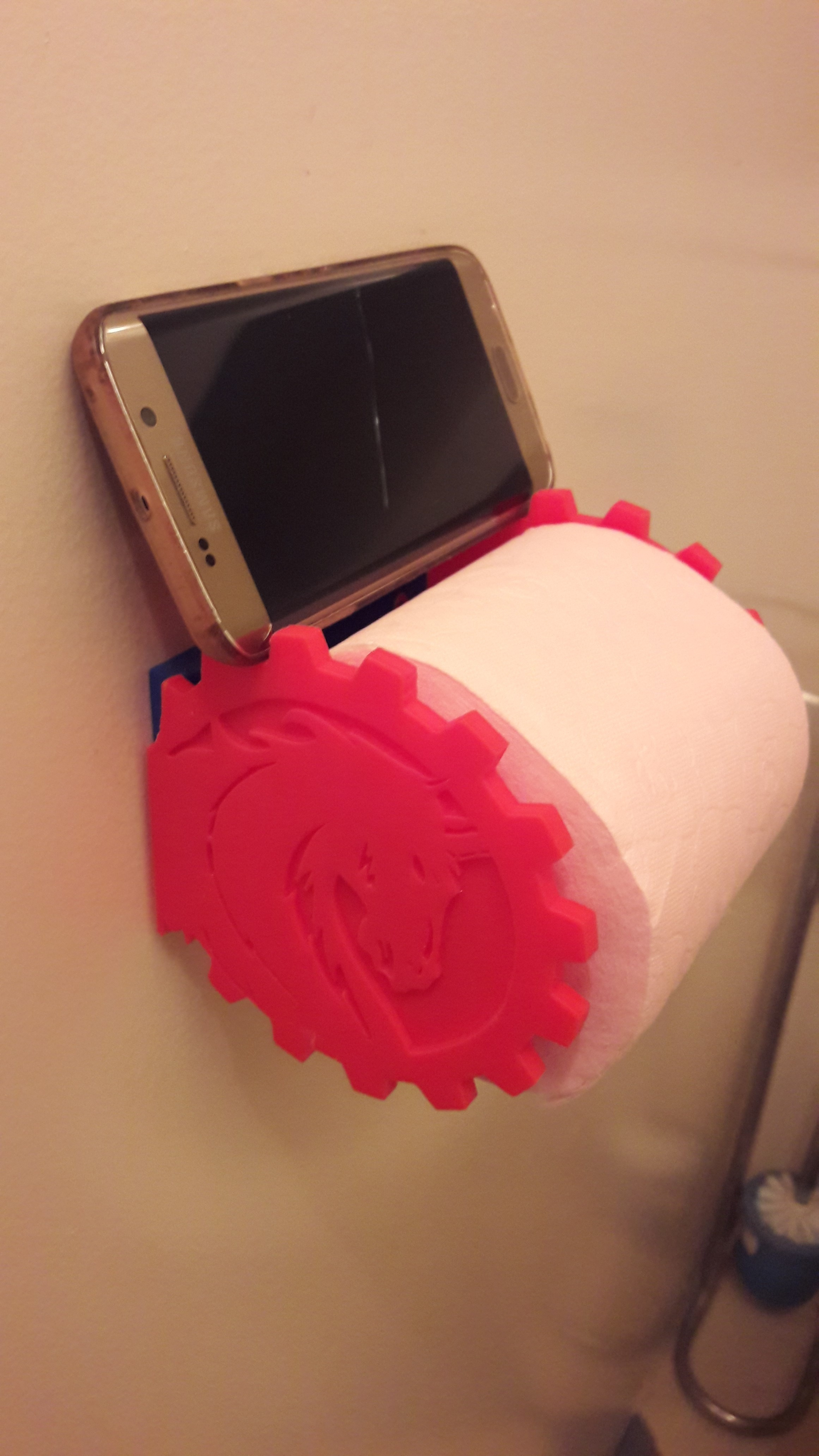 20171130_190321.jpg Download free STL file toilet paper holder • 3D print object, charlybegood