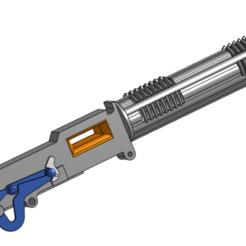 Descargar Modelos 3D para imprimir gratis Ametralladora Vickers, frankv
