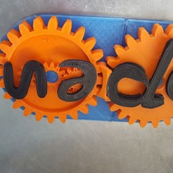 Download free 3D printing files Open-CloseD sign, frankv