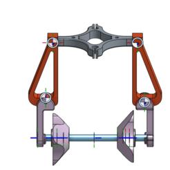 Hanging_assembly.PNG Download free STL file PrintrBot / Hanging Spool Holder • 3D printable object, frankv