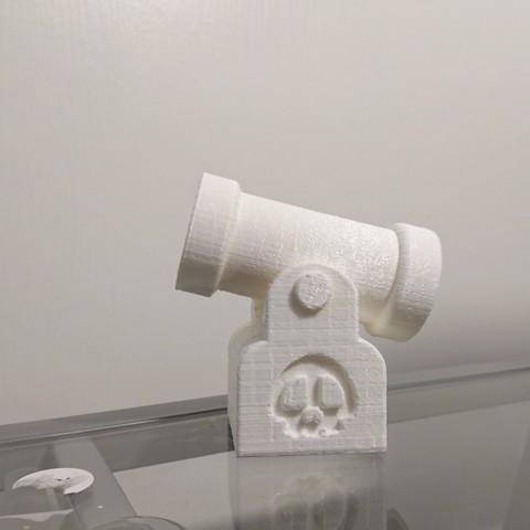 Modelos 3D gratis Bill Boom, CommeUneImpression