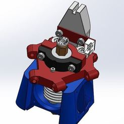 Download free 3D printing designs HE3D K200 HotEnd Assembly, mjf55