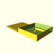 Download free STL files RFID Tag Scanner Case, mjf55