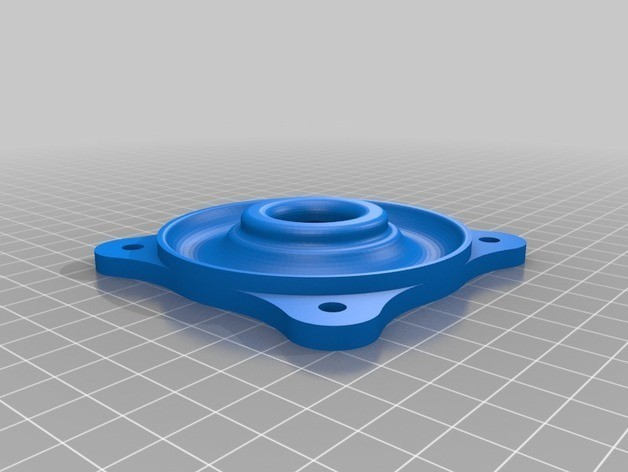 c61982314395063911c63cad56b5132e_preview_featured.jpg Download free STL file Marble Lazy Susan Bearing (No Hardware Required!) • 3D printer template, wildrosebuilds