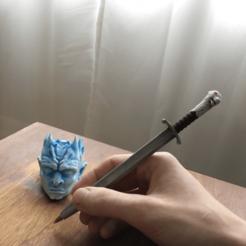 Descargar modelo 3D gratis Bolígrafo Espada! (Edición GoT), wildrosebuilds
