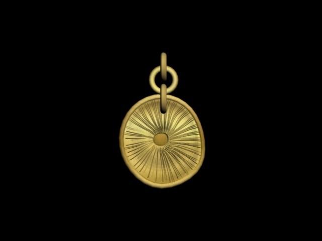 pileus mushroom.jpg Download STL file pileus mushroom pendant earrings • Design to 3D print, AramisFernandez