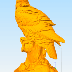 Download free 3D printer model Eagle, AramisFernandez