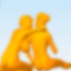 Sin título.png Download free STL file kiss femmes coat • 3D printer design, AramisFernandez