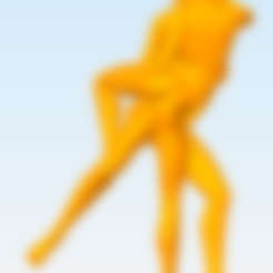 Sin título.png Download free STL file reggaeton dancers sculpture • 3D print object, AramisFernandez