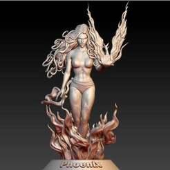Descargar Modelos 3D para imprimir gratis Fenix, AramisFernandez