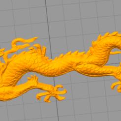 Descargar archivos STL gratis dragón chino clásico, AramisFernandez