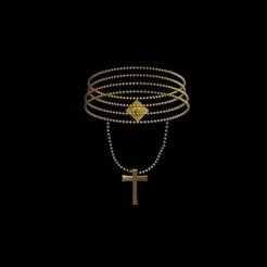 STL bracelet chatolique, AramisFernandez