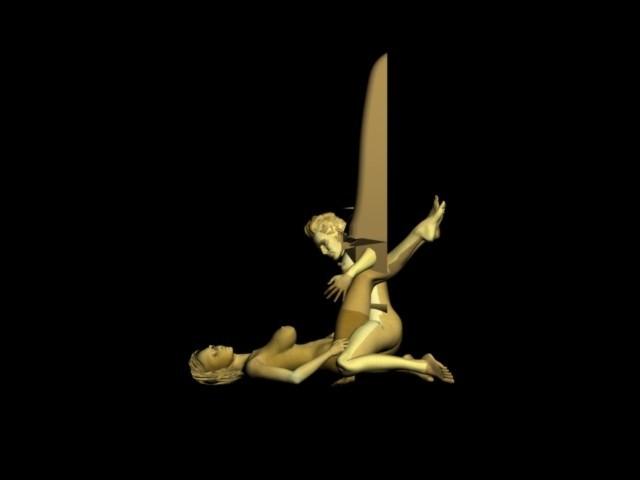 HGHGHG.jpg Download STL file Coat Hanger sex nude porn tits • 3D printer template, AramisFernandez