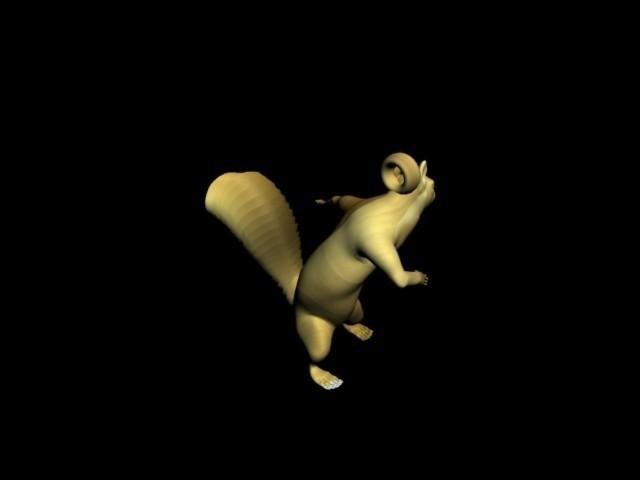 bdddd.jpg Download STL file squirrel pendant • 3D print design, AramisFernandez