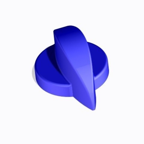 Descargar archivo 3D gratis botón, joe-790