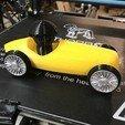 Fichier STL gratuit The Vintage Race Car, Homejoblot