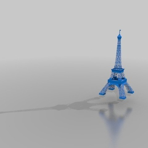 tour eiffel.jpg Download STL file Eiffel Tower • 3D printable design, yanisGameur