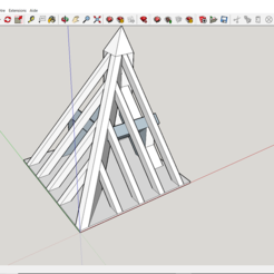 Free 3D printer file Scaffolding, valentin3