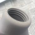 Descargar archivos 3D gratis Embudo de la botella de PET, meshtush